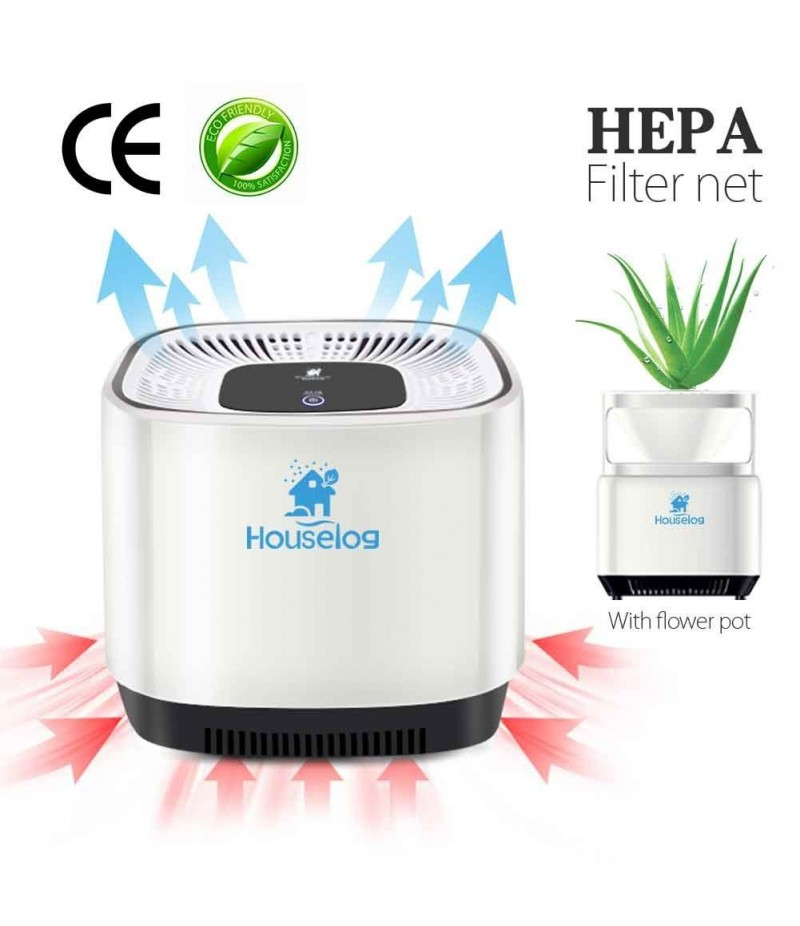 Houselog Air Purifier with True HEPA Filter Portable